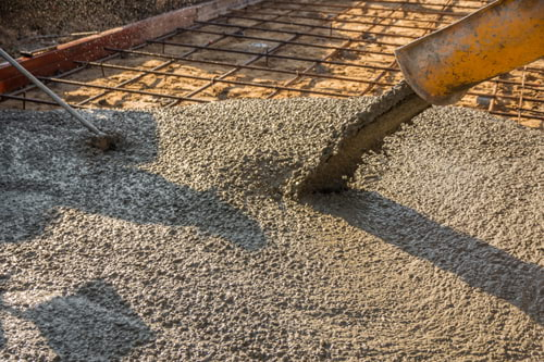 Concrete building guides - different types of concrete foundations & uses