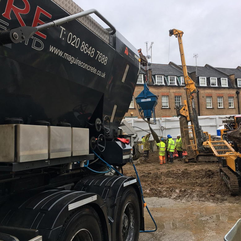 Why use concrete pump hire services? What's the difference between boom pumps & ground line pumps? Find out more about how concrete pumps can be used, save time, increase quality & reach difficult to access pouring sites.
